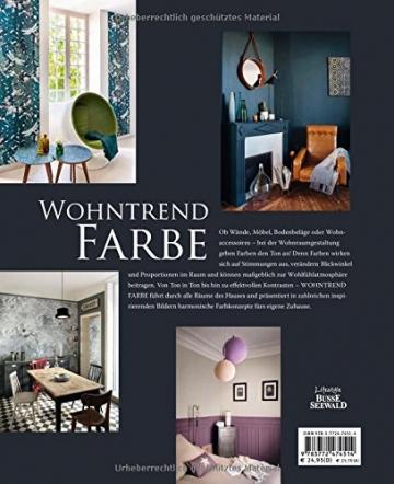 Wohntrend Farbe: Inspirationen für Wände, Möbel und Wohnaccessoires - 2