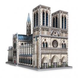 Wrebbit 3D 3D Puzzle - Notre-Dame de Paris 830 Teile Puzzle Wrebbit-3D-2020